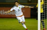 PSV'er Moreno zet Mexico op goede spoor