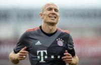 Robben maakt rentree bij Bayern München