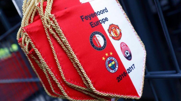 Vaantje als bedankje voor fans van Feyenoord