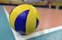 Volleyballers winnen ook hun derde EK-kwalificatieduel