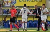 Zidane drukt rel de kop in: Ronaldo heeft rust nodig