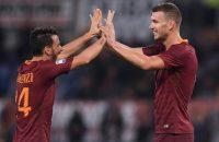 AS Roma blijft na klinkende zege in spoor van Juve
