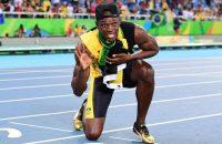 Afscheidstournee Bolt begint in Jamaica