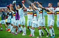 België met ruime zege langs Gibraltar