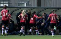 PSV vrouwenvoetbal Telstar