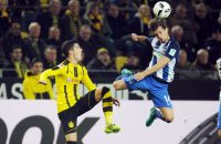Geen winnaar in verhitte topper tussen Dortmund en Hertha