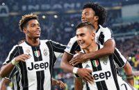 Juventus verstevigt koppositie