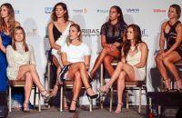 Kerber bij Halep in de poule bij WTA Finals