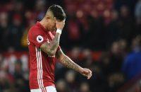 ManUnited stelt weer teleur met remise tegen Burnley