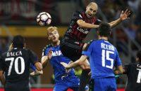 Milan maakt 1-3 achterstand goed tegen Sassuolo