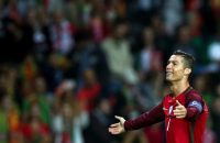 Ronaldo na vier treffers: Ik voel me nuttig en blij