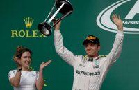 Rosberg heeft eerste wereldtitel in het vizier