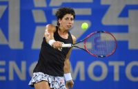 Suárez Navarro mist kans op WTA Finals
