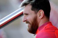 Barcelona zonder zieke Messi tegen Málaga