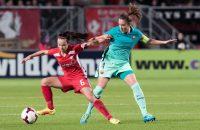 fc twente barcelona champions league vrouwen