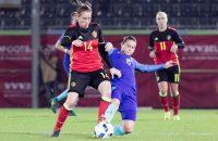 oranje belgie leeuwinnen vrouwenvoetbal