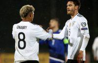 Duitsland boekt monsterzege in San Marino