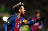 Messi tekent in Glasgow voor 100ste internationale treffer