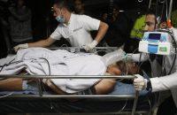 Overlevenden vliegramp geopereerd in Colombia
