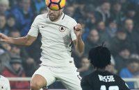 Roma geeft zege weg en raakt achterop bij Juve