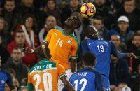 Schotloos Frankrijk kan publiek niet vermaken tegen Ivoorkust