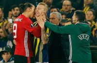 Zlatan opnieuw in opspraak na handgemeen met Kjaer