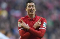Bayern verlengt contract Lewandowski tot medio 2021