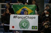Brazilië en Colombia spelen benefiet voor 'Chape'