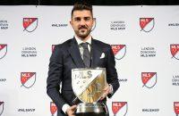 David Villa verkozen tot MVP in MLS