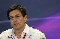 AUSTIN, TX - OCTOBER 21:  Mercedes GP Executive Director Toto Wolff in the Team Principals Press Conference  during practice for the United States Formula One Grand Prix at Circuit of The Americas on October 21, 2016 in Austin, United States.  (Photo by Mark Thompson/Getty Images)