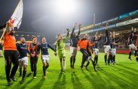 Jodan Boys met 2500 supporters naar Vitesse