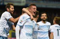 Lazio wint uit van Sampdoria bij rentree De Vrij