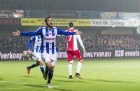 Matchwinner Reza: Petje af voor IJsselmeervogels