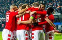 Nederland zet stappen op coëfficiëntenlijst UEFA