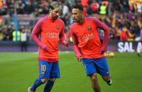 Neymar twijfelgeval bij Barcelona, Messi speelt