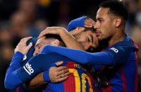 Nu al kerstvakantie voor Messi, Neymar en Suárez