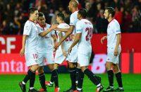 Sevilla pakt tweede plaats in Spanje
