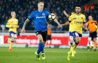 Brugge blijft mede dankzij goal Immers aan kop
