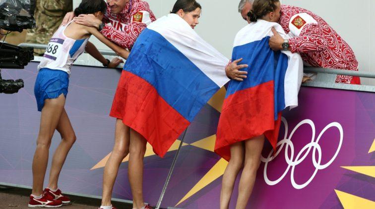 Deelname aan internationale wedstrijden lonkt voor Russische atleten