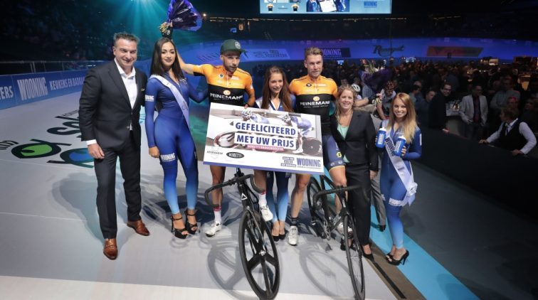 Duits koppel leidt in zesdaagse Rotterdam