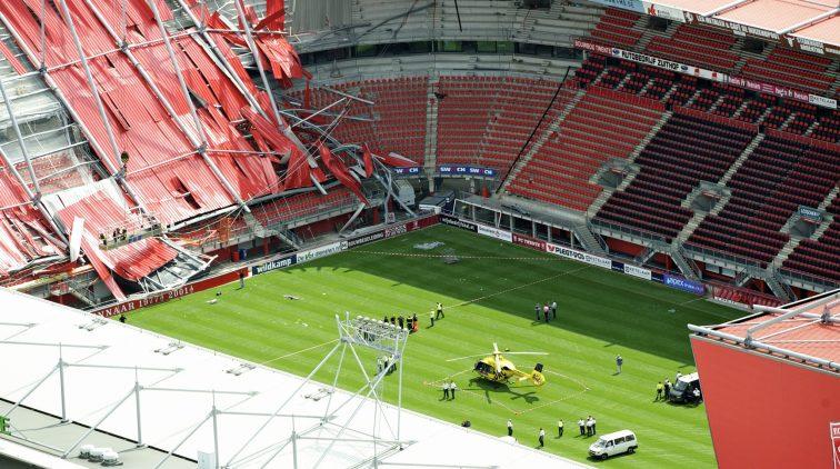 Verdachten Van Oorzaak Dakramp Fc Twente Stadion Niet Vervolgd Sportnieuws