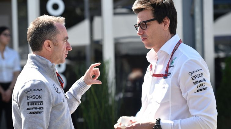 Lowe definitief weg als technisch directeur bij Mercedes