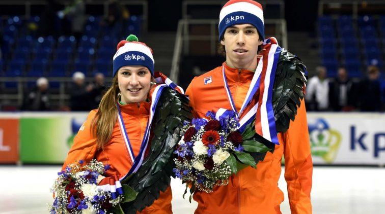 Medaillewinnaars NK shorttrack naar EK in Turijn