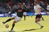 Valencia wint voor het eerst in drie maanden weer eens