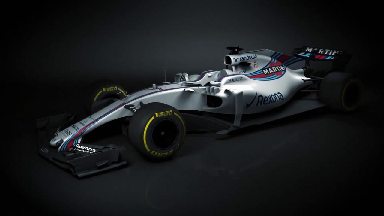 2017-Williams-Formula-1-FW40-reveal