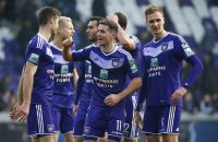 Anderlecht houdt Zulte Waregem van zich af