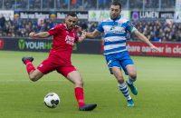 Assaidi mist confrontatie met oude club Heerenveen