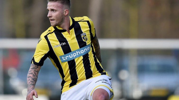 Büttner speelt eerste volledige wedstrijd voor Vitesse