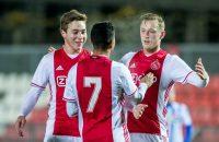 Bronzen Stier voor Jong Ajax
