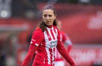 PSV Vrouwenvoetbal Vanity Lewerissa